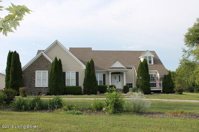 2501 Zhale Smith Rd, La Grange, KY 40031 (#1509702) :: The Sokoler-Medley Team
