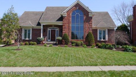 10906 Hobbs Station Rd, Louisville, KY 40223 (#1510507) :: The Sokoler-Medley Team