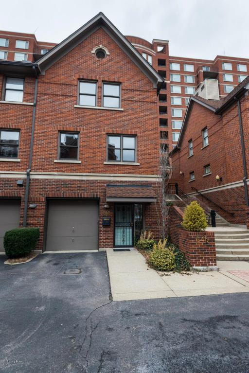646 S 2nd St #6, Louisville, KY 40202 (#1510602) :: At Home In Louisville Real Estate Group
