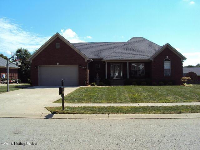 140 N Cole Ridge Dr, Shepherdsville, KY 40165 (#1511109) :: Segrest Group