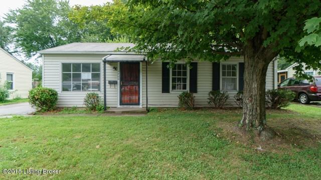 5706 Loretta St, Louisville, KY 40213 (#1511188) :: The Sokoler-Medley Team