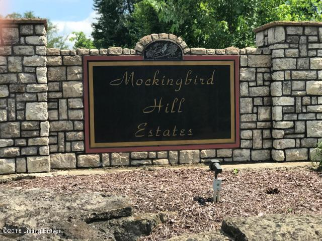 Lot 28 Mockingbird Ct, Mt Washington, KY 40047 (#1511217) :: Segrest Group