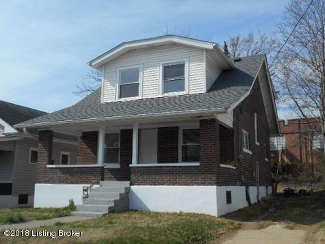 240 S 39th St, Louisville, KY 40212 (#1511709) :: At Home In Louisville Real Estate Group