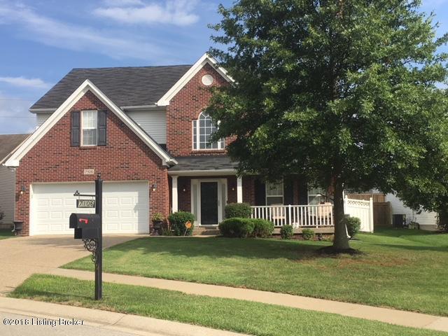 7106 Blair Creek Way, Louisville, KY 40229 (#1512092) :: Keller Williams Louisville East