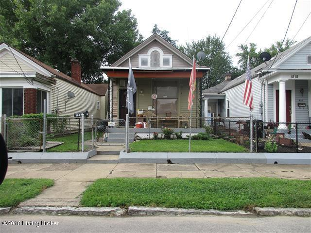 1816 Rowan St, Louisville, KY 40203 (#1512463) :: Team Panella