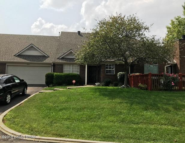 8000 Castle Pines Ct, Louisville, KY 40291 (#1512661) :: The Sokoler-Medley Team
