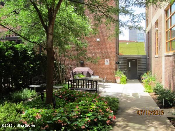 309 E Market St #408, Louisville, KY 40202 (#1513290) :: The Price Group