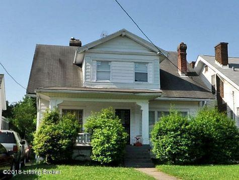 3234 Virginia Ave, Louisville, KY 40211 (#1513506) :: The Stiller Group