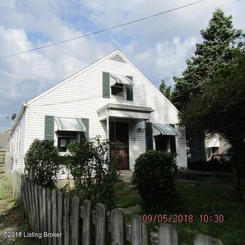 3532 Henry Ave, Louisville, KY 40215 (#1513970) :: Segrest Group