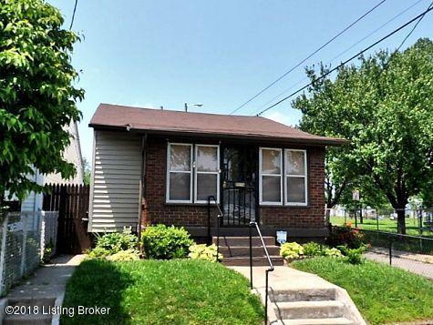 114 N 29th St, Louisville, KY 40212 (#1514586) :: At Home In Louisville Real Estate Group