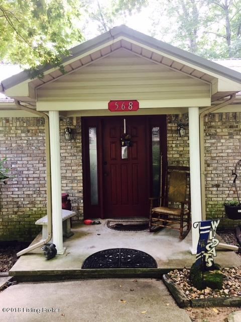568 Lake Shore Ln, Leitchfield, KY 42754 (#1514892) :: The Stiller Group