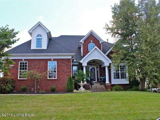 6605 Poplar Forest Ln, Louisville, KY 40291 (#1515077) :: The Stiller Group