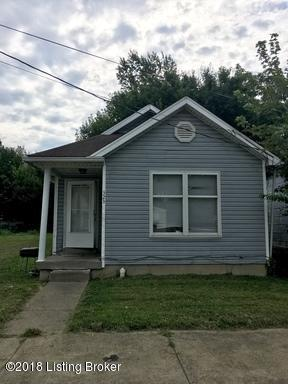 323 N 23rd St, Louisville, KY 40212 (#1515196) :: The Elizabeth Monarch Group