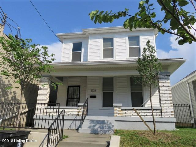 1203 S Preston St, Louisville, KY 40203 (#1515249) :: At Home In Louisville Real Estate Group