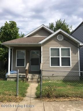 2537 Duncan St, Louisville, KY 40212 (#1515347) :: The Elizabeth Monarch Group