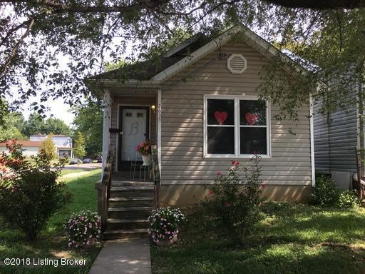 2635 Portland Ave, Louisville, KY 40212 (#1515348) :: The Stiller Group