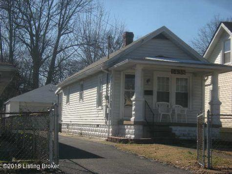 1438 Oakwood Ave, Louisville, KY 40215 (#1515428) :: The Sokoler-Medley Team