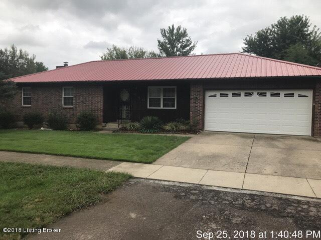 940 Timberwood Dr, Radcliff, KY 40160 (#1515460) :: Team Panella