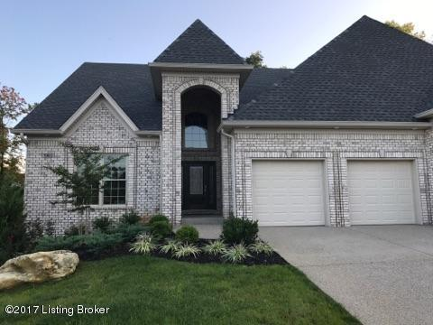 5003 Netherwood Ridge Dr, Louisville, KY 40241 (#1515561) :: Keller Williams Louisville East