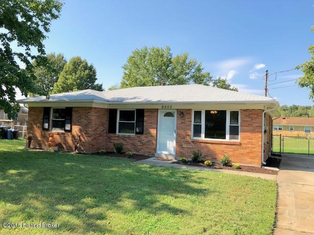 9500 Cochise Way, Louisville, KY 40258 (#1516907) :: Team Panella