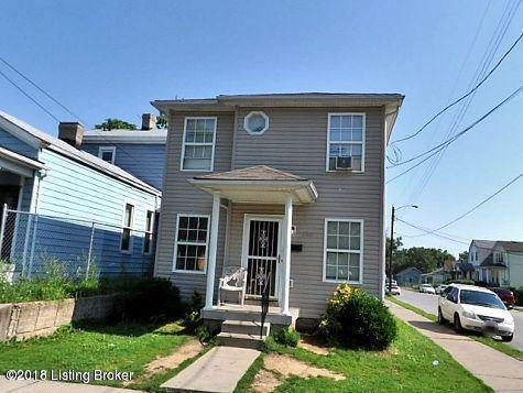 2301 Howard St, Louisville, KY 40211 (#1517357) :: Impact Homes Group