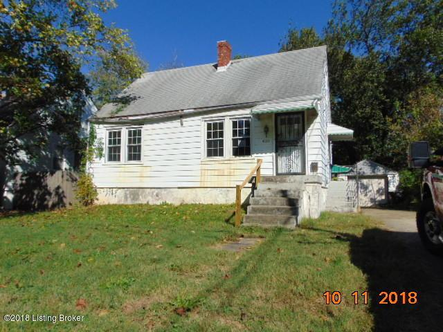 4613 Peachtree Ave, Louisville, KY 40215 (#1517371) :: At Home In Louisville Real Estate Group