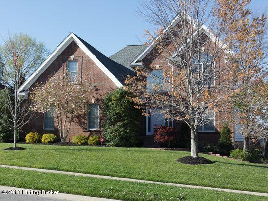3907 Woodmont Park Ln, Louisville, KY 40245 (#1517495) :: Keller Williams Louisville East