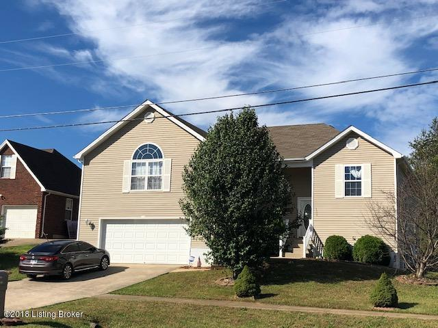 219 Meadowlake Dr, Radcliff, KY 40160 (#1517529) :: The Stiller Group