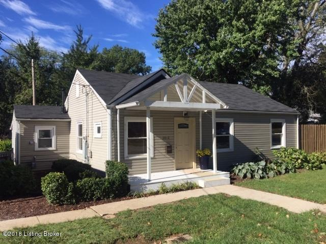 2812 Montrose Ave, Louisville, KY 40205 (#1517554) :: The Elizabeth Monarch Group