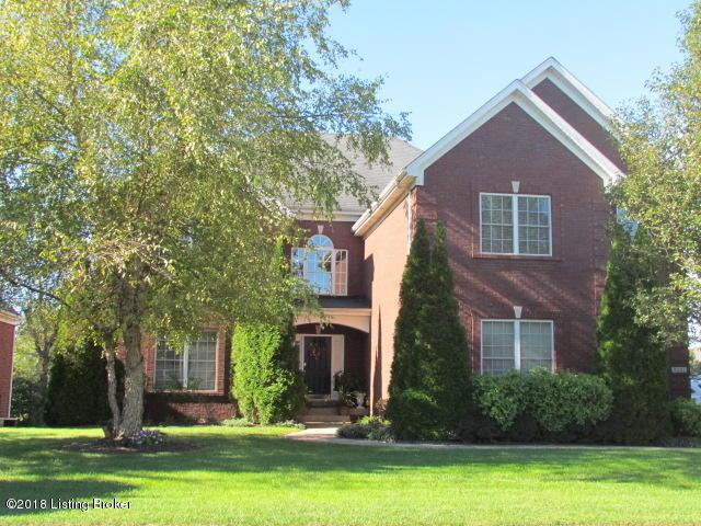 9021 Geneva Cir, Prospect, KY 40059 (#1517612) :: The Stiller Group