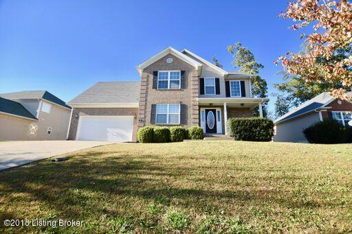 307 Vineland Dr, Vine Grove, KY 40175 (#1517806) :: Segrest Group