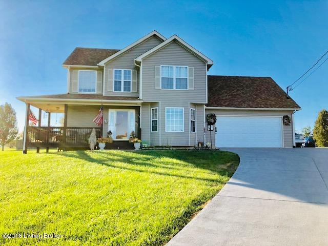 43 N Tennyson Ct, Rineyville, KY 40162 (#1518221) :: The Sokoler-Medley Team
