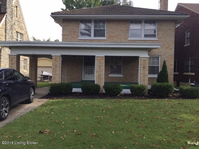 739 S 44th St, Louisville, KY 40211 (#1519342) :: At Home In Louisville Real Estate Group