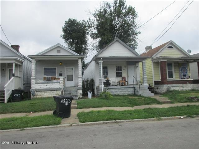 2921 Slevin St, Louisville, KY 40212 (#1519429) :: The Stiller Group