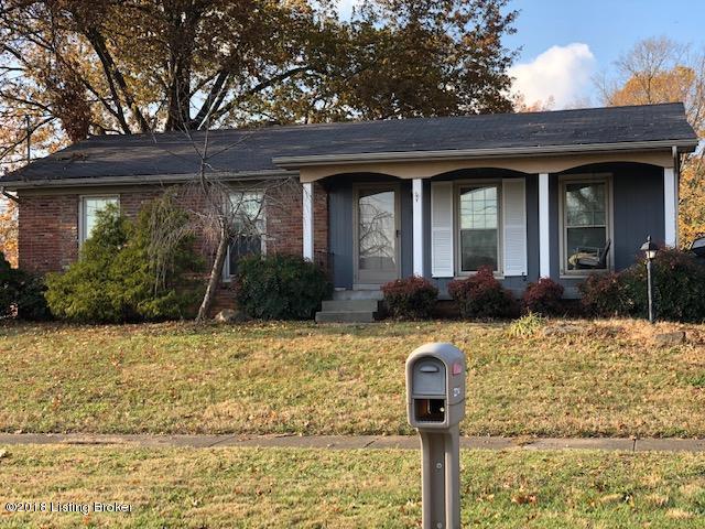 2214 Federal Hill Dr, Louisville, KY 40299 (#1519920) :: The Sokoler-Medley Team