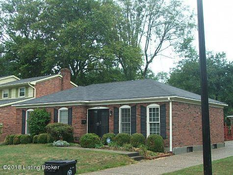 434 Knightsbridge Rd, Louisville, KY 40206 (#1520468) :: At Home In Louisville Real Estate Group