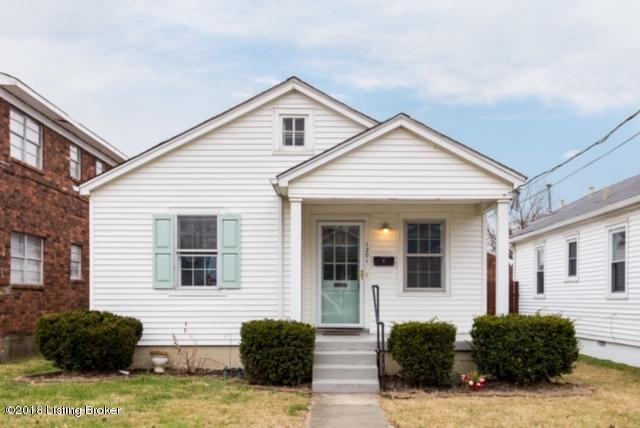 1201 Schiller Ave, Louisville, KY 40204 (#1520605) :: At Home In Louisville Real Estate Group