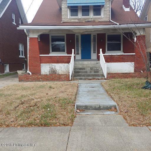 308 Glendora Ave, Louisville, KY 40212 (#1521063) :: Team Panella