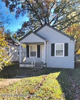 922 Camden Ave, Louisville, KY 40215 (#1521320) :: The Sokoler-Medley Team