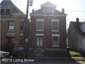 2804 W Chestnut, Louisville, KY 40211 (#1521323) :: The Stiller Group