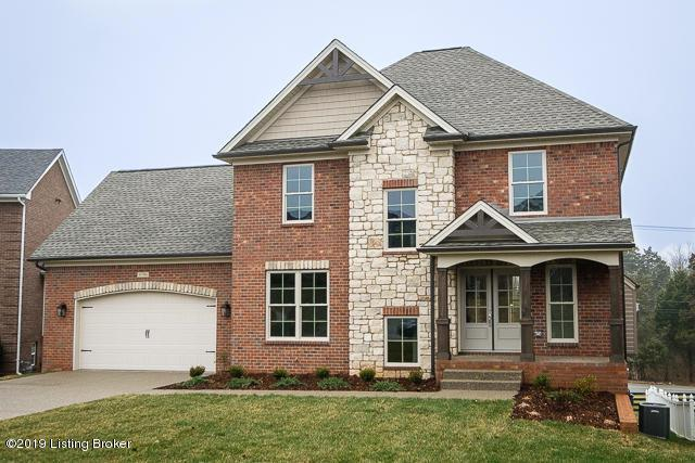 4706 Saratoga Springs Ct, Louisville, KY 40299 (#1522931) :: The Sokoler-Medley Team