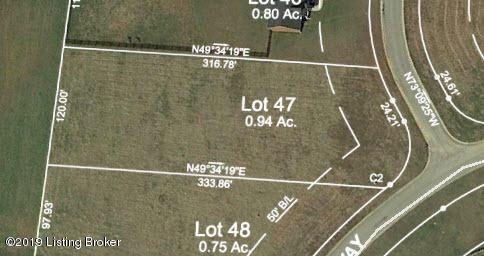 Lot 47 Lavely Ct, Shepherdsville, KY 40165 (#1523875) :: The Sokoler-Medley Team