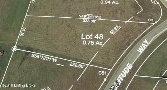 Lot 48 Solitude Way, Shepherdsville, KY 40165 (#1523879) :: The Sokoler-Medley Team