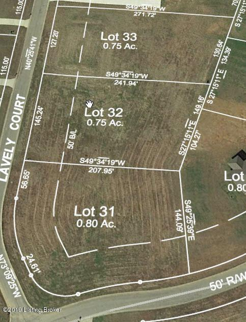 Lot 33 Lavely Ct, Shepherdsville, KY 40165 (#1524083) :: The Sokoler-Medley Team