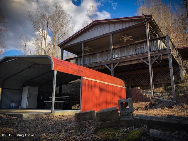 401 Cascade Acres Rd, Leitchfield, KY 42754 (#1524117) :: The Sokoler-Medley Team