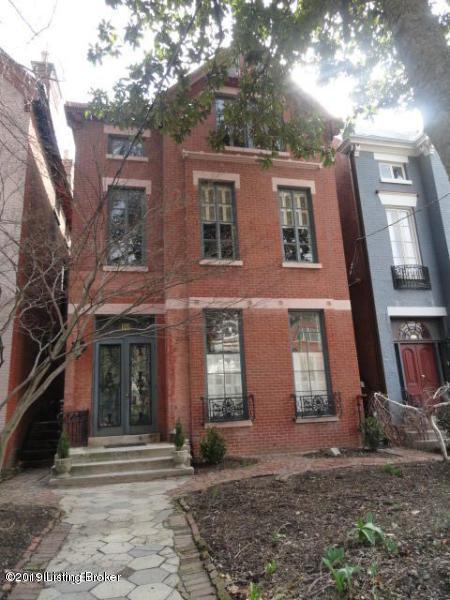 1335 S 1st St #3, Louisville, KY 40208 (#1524269) :: At Home In Louisville Real Estate Group
