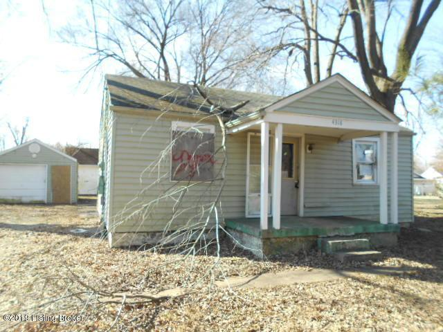 4318 Wilmoth Ave, Louisville, KY 40216 (#1525215) :: The Sokoler-Medley Team