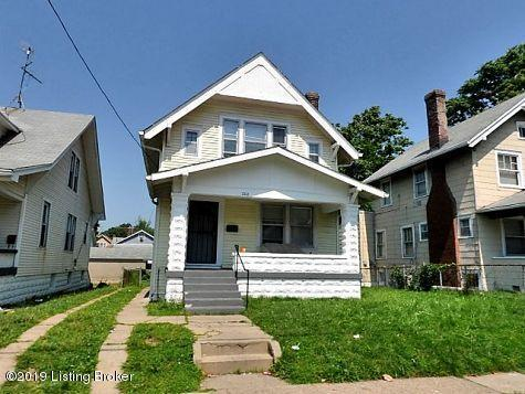 208 S 43rd St, Louisville, KY 40212 (#1526237) :: At Home In Louisville Real Estate Group