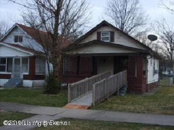 3324 W Kentucky St, Louisville, KY 40211 (#1526779) :: The Sokoler-Medley Team