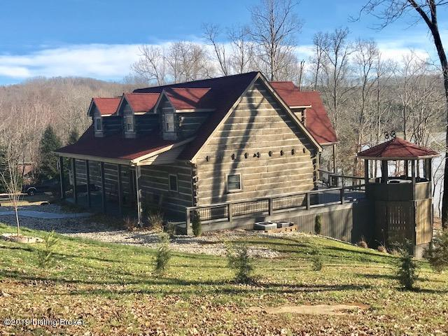 98 Turkey Hollow Rd, Cub Run, KY 42729 (#1527158) :: At Home In Louisville Real Estate Group